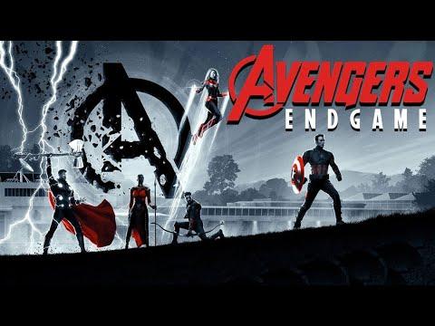 Avengers: EndGame (BEST FIGHT SCENCS) | Thanos, Captain America, Iron Man & Thor