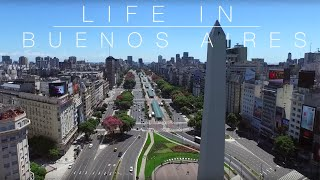Buenos Aires Argentina  city photo : Life in Buenos Aires, Argentina | GoPro & DJI Drone