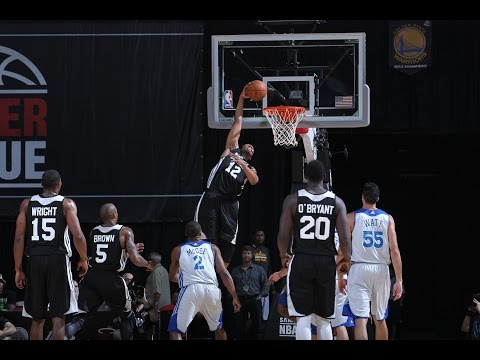 Top 10 Dunks Las Vegas Summer League 2014