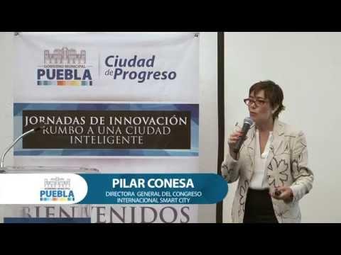 Puebla Ciudad Inteligente y con Equidad Social.