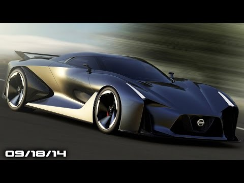 R - A bunch of new details on the next Nissan GT-R and it's going to be even more Godzilla-ish! The 2015 Honda Civic is revealed with a new trim level, a supercar that runs on salt water (yeah...