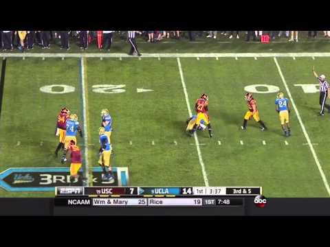 USC 20, UCLA 38 – Highlights (11/22/14)