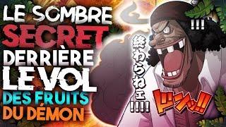 Download Video LE SOMBRE SECRET DERRIÈRE LE VOL DES FRUITS DU DÉMON ! One Piece Théorie MP3 3GP MP4