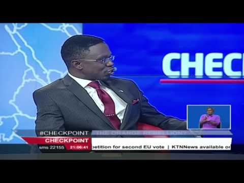 Hon Ababu Namwamba has some corrections to make on the ODM tussle