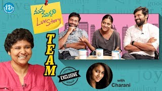 Mana Mugguri Love Story - Web Series Team Exclusive Interview || Talking Movies With iDream