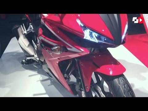 Vídeos de 'Vídeo: todas las novedades Honda en EICMA 2015'