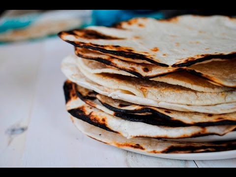 How to Char Tortillas - With a Gas or Electric Stove