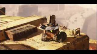 Peter Gabriel - Down to Earth (Wall-E OST)