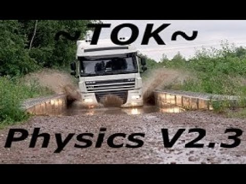 Physics of the truck v2.3 by Tok