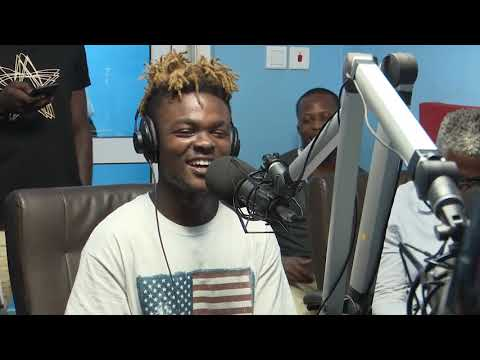 Download I Used To Sleep in Shops And Studios - Quamina MP Talks About Life In The Streets Of Accra