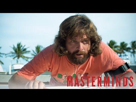 Masterminds (TV Spot 8)
