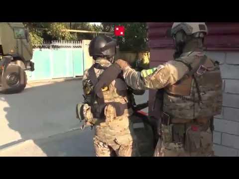 Двое полицейских погибли при ликвидации боевиков в Дагестане - DomaVideo.Ru