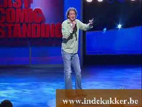 Chris Porter at Last Comic standing