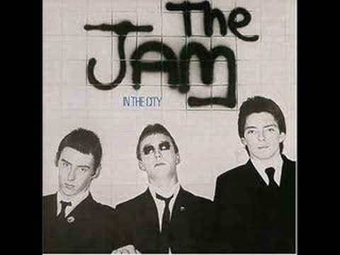 Tekst piosenki The Jam - Away From The Numbers po polsku
