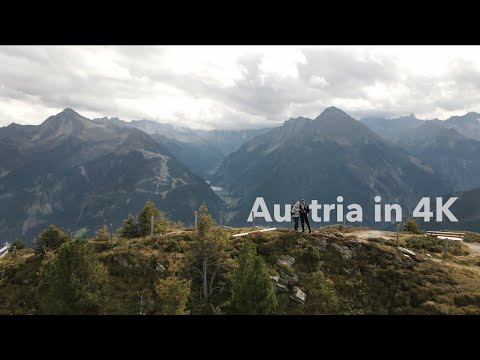Austria Travel Video 2020 l 4K: DJI Mavic Air 2 & GoPro Hero 7 Black cinematic l Mountains Austria