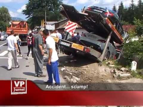 ACCIDENT …SCUMP!