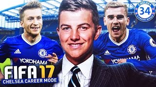 This 2nd season of my Chelsea Career Mode, on FIFA 17 is drawing to a close, but, will I keep my job in episode #34? ★ Subscribe for Football and FIFA 17 vid...