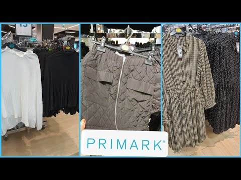 ARRIVAGE PRIMARK - TUNIQUE & ROBES - 6 SEPTEMBRE 2020