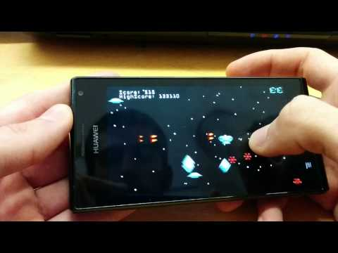 Video of Sigma Fighter: Space Commander