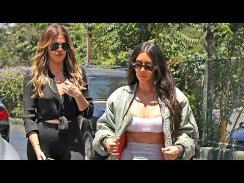 Kim Kardashian Films KUWTK With Khloe Amid Reports Her Surrogate Is Already 3 Months Pregnant
