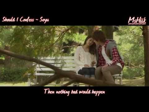 Tekst piosenki Soyou (SISTAR) - Saying I Love You po polsku