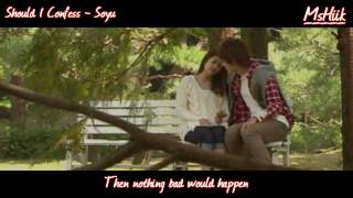 Download Video MV HD Eng | Should I Confess - Soyu「Playful Kiss OST」 MP3 3GP MP4