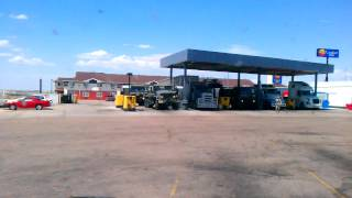 Sidney (NE) United States  city images : The US ARMY has tractor/trailers & trucks