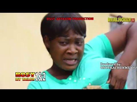 ROSY MY TAILOR (MERCY JOHNSON) - 2017 Latest Nigerian Nollywood Movies