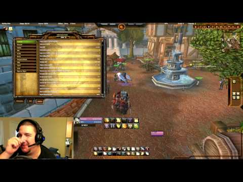 tgnWorldOfWarcraft - See http://tgn.tv — I explain why I am a Dorfadin. I also help a kid with Leukemia by impersonating Towelliee. /console CameraDistanceMaxFactor 5 http://www....