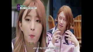 Video Flashback Heechul & Hani moment @a style 4 u. Love is in the air, with Super Junior & EXID songs MP3, 3GP, MP4, WEBM, AVI, FLV Maret 2019