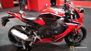 10. 2018 Honda CBR1000RR - Walkaround - 2018 Toronto Motorcycle Show