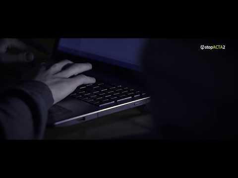 #StopACTA2. Poland prezentuje: do Internetu tego już nie wrzucisz #SaveYourInternet #ACTA2