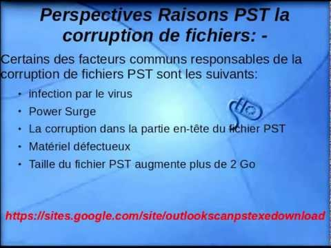 comment retrouver archives outlook