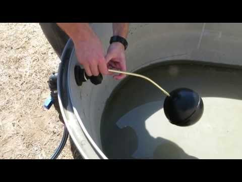 Video of How to adjust the water level or lever arm on the Philmac PN12 Float Valve