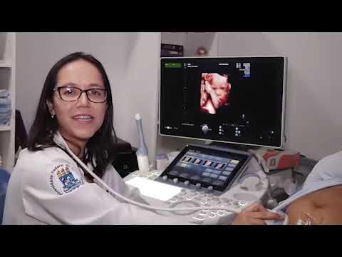 Gastroimagem com Ultrassom 3d e 4D