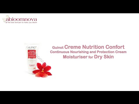 Guinot Creme Nutrition Confort - Nourishing Repair Cream for Dry Skin