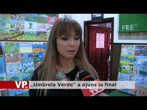 """""""Umbrela Verde"""" a ajuns la final"""