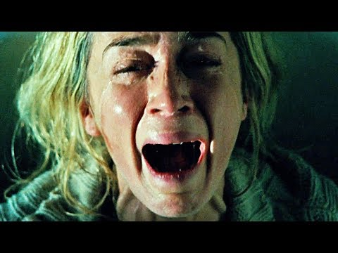 A Quiet Place trailer of upcoming Hollywood movie