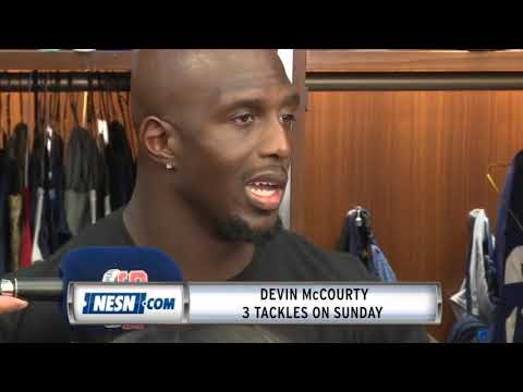 Video: Devin McCourty Patriots vs. Chiefs Week 6 Postgame Interview