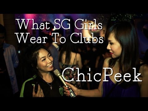 what to wear to zouk singapore