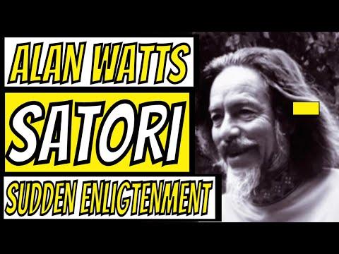 Alan Watts Audio: Surrender is the Password to Enlightenment