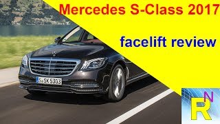 Read newspaper:Car review - Mercedes S-Class 2017 facelift reviewPlease like and subscribe channel.Thank you for watching!Source: autoexpress.co.uk