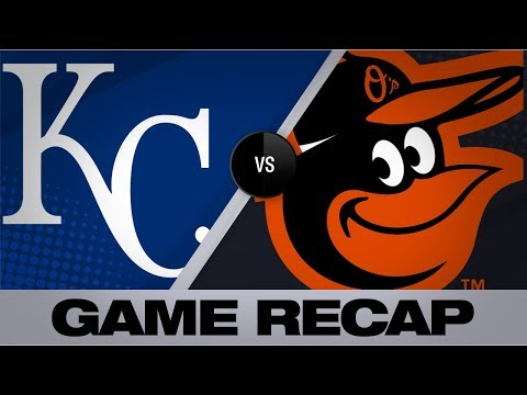 Video: Lopez, Dini, Dozier lead Royals in 5-4 win | Royals-Orioles Game Highlights 8/19/19