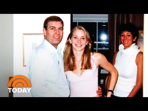 Prince Andrew's Accuser Virginia Giuffre Speaks Out In New Interview | TODAY