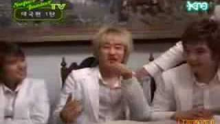 Super Junior Eating Thai Food Ep 2
