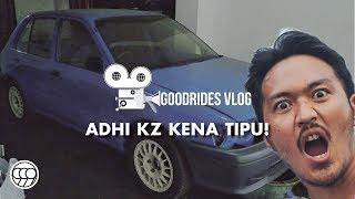 Video GOODRIDES VLOG // ADHI KENA TIPU!!! MP3, 3GP, MP4, WEBM, AVI, FLV Februari 2019