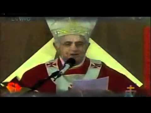 Jornada Mundial de la Juventud. Discurso del Papa (Madrid 18-08-2011)