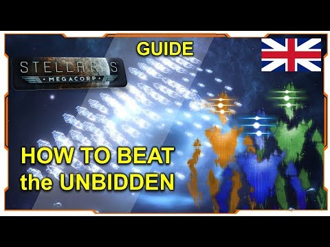 Stellaris 2.2.7 I GUIDE - How to beat the UNBIDDEN?