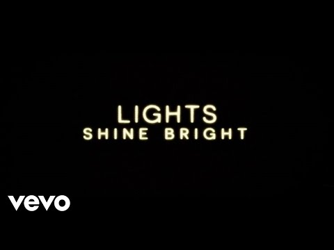 Lights Shine Bright Lyric Video [Feat. Hollyn]