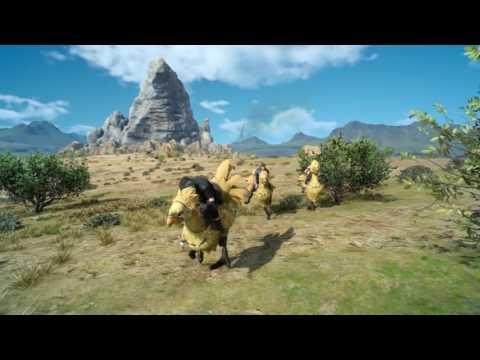 HOY ANALIZAMOS: FINAL FANTASY XV [VIDEOJUEGO]
